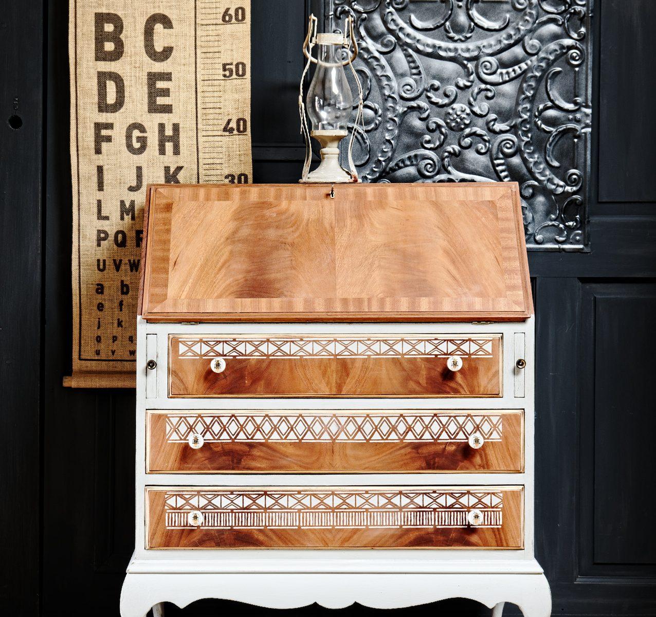 Mahogony Beetle Bureau